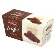 Трюфели с какао Delaviuda 100 гр, фото 1