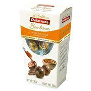 Шоколадные конфеты из молочного шоколада с карамелью Delaviuda 150 гр, фото 1