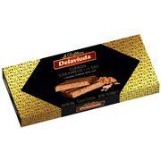 Шоколадный туррон с начинкой из соленой карамели Delaviuda 200 гр, фото 1