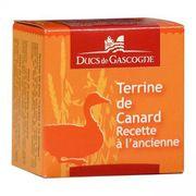Паштет из утки по старинному рецепту Ducs de Gascognе 65 гр, фото 1