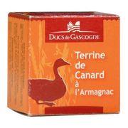 Паштет из утки в Арманьяке Ducs de Gascognе 65 гр, фото 1