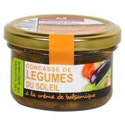 Конкассе из средиземноморских овощей с бальзамическим кремом Ducs de Gascognе 90 гр, фото 1