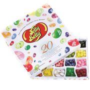 Ассорти 20 вкусов подарочная коробка Jelly Belly 250 гр, фото 1