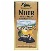 Шоколад горький с дыней и киноа Klaus 100 гр, фото 1