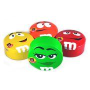Конфеты драже M&M's Candy Tin упаковка жесть 200 гр, фото 1