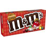 Драже шоколад и арахисовое масло в глазури M&M'S Peanut Butter 85 гр, фото 1