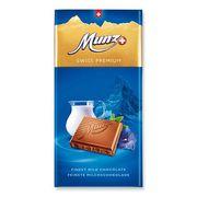Молочный шоколад Munz 100 гр, фото 1