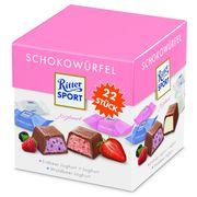 Ritter Sport Choco Cubes Yoghurt 176гр, фото 1