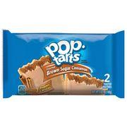 Печенье с начинкой корица без глазури Pop-Tarts Frosted Brown Sugar Cinnamon 104 гр, фото 1