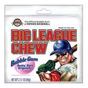 Жевательная резинка Big League Original Bubble Gum 60 гр, фото 1