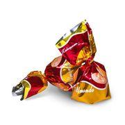 Шоколадные конфеты с миндалем Золотое Альмондо Solidarnosc 100 гр, фото 1