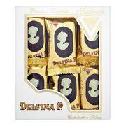 Коробка шоколадных конфет Дельфина П Solidarnosc 480 гр, фото 1