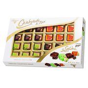 Шоколадные конфеты Гольден Старс Премиум Solidarnosc 400 гр, фото 1