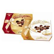 Золотое Шоколадное Творение Solidarnosc коробка конфет с бантом микс 228 гр, фото 1
