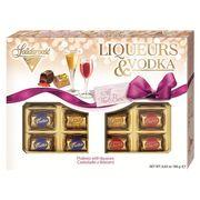 Коробка шоколадных конфет Ликеры и водка Solidarnosc 188 гр, фото 1