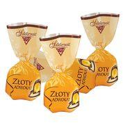 Шоколадные ликерные конфеты Золотой Адвокат Solidarnosc 1 кг, фото 1