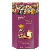 Шоколадные конфеты с миндалем Twisty Almondo Goplana 186 гр, фото 1