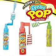 Жидкая конфета и леденец Sprey Pop Johny Bee 25 гр, фото 1