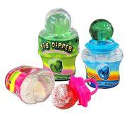 Конфетное кольцо леденец с кислым порошком Big Dipper Kidsmania 30 гр, фото 1