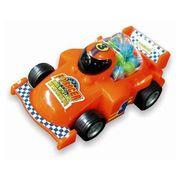 Машинка Формула 1 с конфетами Formula 1 Racer Kidsmania 7 гр, фото 1