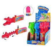 Крокодил Леденец и игрушка Gator Chomp Kidsmania 17 гр, фото 1