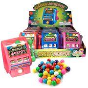 Джекпот диспенсер с жевательной резинкой Candy Jackpot Kidsmania 20 гр, фото 1