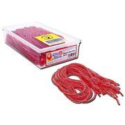 Жевательный мармелад Спагетти кисло-клубничные King Regal 1,35 кг, фото 1