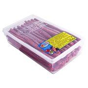 Жевательный мармелад Кисло-фруктовый карандаш макси King Regal 1,5 кг, фото 1