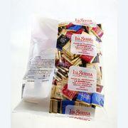 Шоколадные конфеты Неаполитаны ассорти 4 вкуса La Suissa 1 кг, фото 1