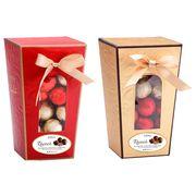 Коробка конфет Фигурки Шары La Suissa 380 гр, фото 1