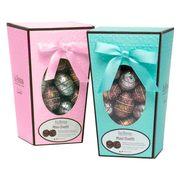 Шоколадные конфеты Яички ассорти макси La Suissa 400 гр, фото 1