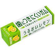 Жевательная резинка со вкусом лимона Free zone gum lemon Lotte 25,2 гр, фото 1