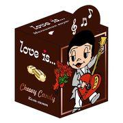 Жевательные конфеты Кола-Лимон промо упаковка LOVE IS 125 гр, фото 1