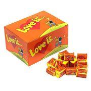Жевательная резинка Ананас Апельсин LOVE IS 4,2 гр x 100 шт, фото 1