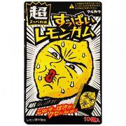 Жевательная резинка Кислый лимон Marukawa 41 гр, фото 1