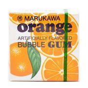 Жевательная резинка шары со вкусом апельсина Orange Marukawa 5,4 гр, фото 1