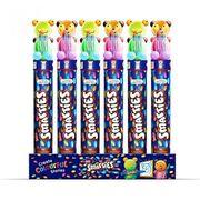Туба с конфетами и игрушкой Smarties Giant Tube Grayons Nestle 130 гр, фото 1