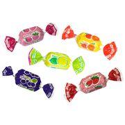 Жевательная карамель Фруктовое ассорти цветное Sweets and Sugar 100 гр, фото 1
