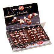 Большая подарочная коробка конфет Морские ракушки Trefin 800 гр, фото 1