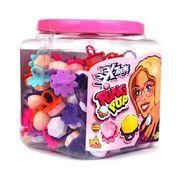 Кольцо и шипучая конфета Candy Ring Pop X-treme 5,5 гр x 120 шт, фото 1