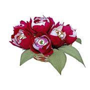 Сладкий подарок Букет пионов из конфет, фото 1