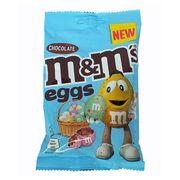 Шоколадные яйца M&M's eggs 80 гр, фото 1