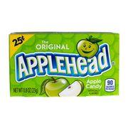 Драже со вкусом яблока Applehead Apple Candy 23 гр, фото 1