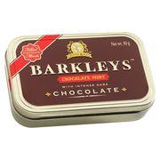 Леденцы шоколад и мята Chocolate Barkleys 50 гр, фото 1