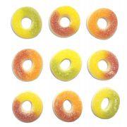 Мармелад на развес Кольца мини ассорти Candy Plus 100 гр, фото 1