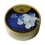 Леденцы освежающие мятные Ice Drops Cavendish and Harvey 200 гр, фото 1