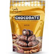 Финики в молочном шоколаде Chocodate Exclusive Pouch Milk 250 гр, фото 1