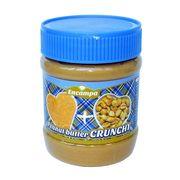 Арахисовая паста с кусочками арахиса Peanut Butter Crunchy Encampa 340 гр, фото 1