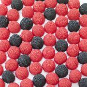 Жевательный мармелад Красные и черные ягоды в обсыпке Fini 1 кг, фото 1