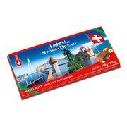 Молочный шоколад с цельным фундуком Swiss Dream Goldkenn 100 гр, фото 1